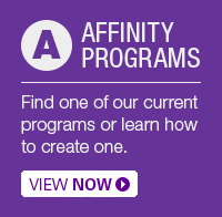 Affinity Programs. View Now.